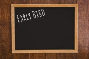 Oral Health Quiz: Why Be The Early Bird? | Dental Impressions of